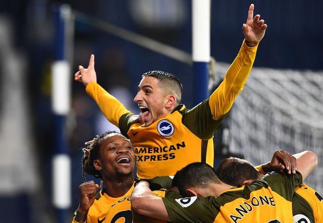 Brighton's savvy sponsorship with AMEX featured image