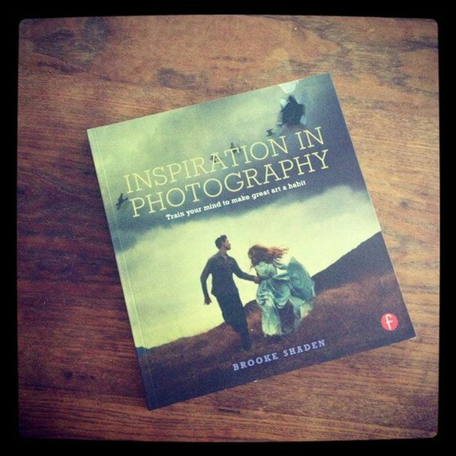 Brooke Shaden new book on inspiration in photography featured image