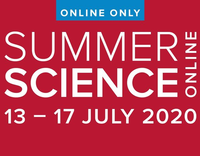 Join Summer Science Online this week (13-17 July), including Monday's family-friendly quiz evening featured image