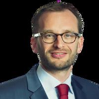 Ruben Laddé, Senior associate, Freshfields Bruckhaus Deringer