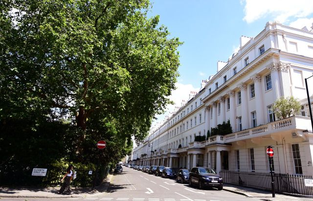 Eaton Square is London's most expensive street featured image