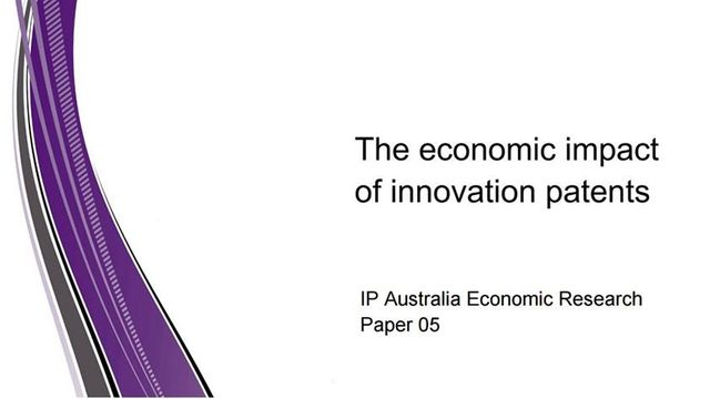 Patents Bill would implement patent system that failed in Australia featured image