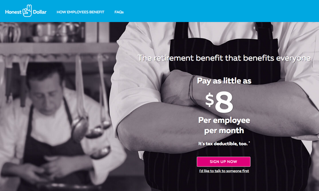 Goldman Sachs is buying a startup that is out to 'revolutionize the retirement industry' featured image
