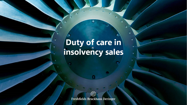 Duty of care in UK insolvency sales featured image