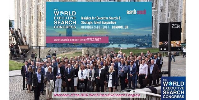 5 Reasons Why Networking at The World Executive Search Congress is Invaluable featured image