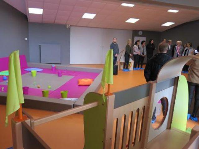 Les P'tites Madeleines, lieu unique pour la petite enfance, a été inauguré ce samedi matin featured image