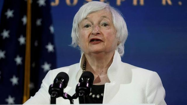 Janet Yellen suggests 'curtailing' cryptocurrencies such as Bitcoin featured image