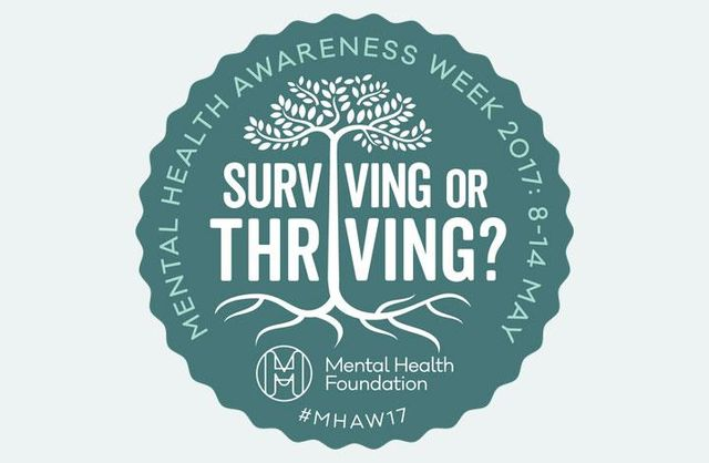 Surviving or Thriving? Mental Health Awareness Week featured image