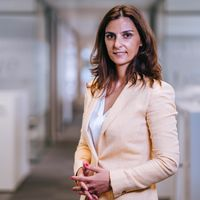 Ines Ramos, Manager, European Institutions, everis Benelux