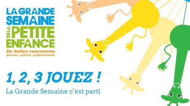 La Grande Semaine de la Petite Enfance revient featured image