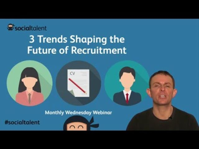 3 Trends Shaping The Future Of Recruitment featured image