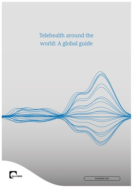 Telehealth around the world: A global guide featured image