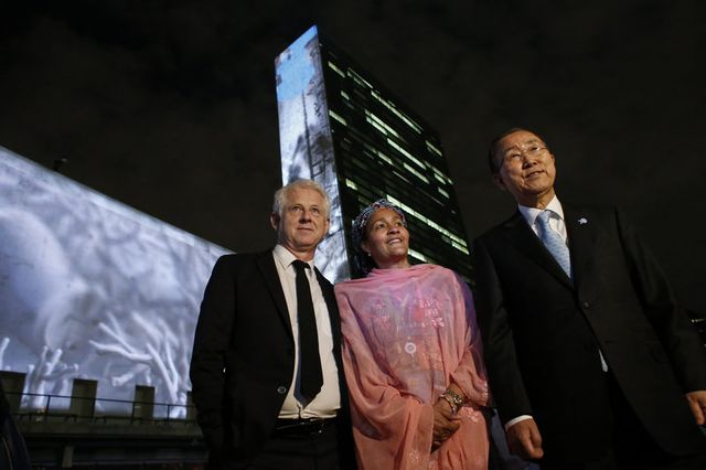 The man who booked Beyonce to sing in Central Park to support the U.N.'s goal to end poverty featured image
