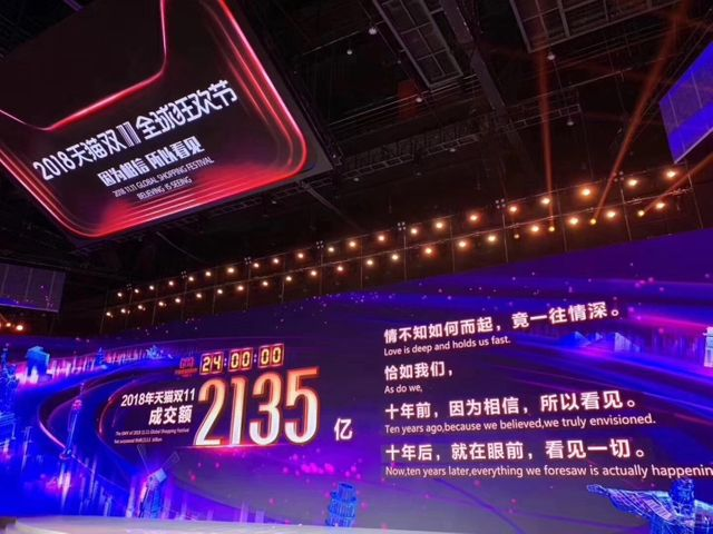 Alibaba banks over $30 billion dollars on China's Singles' Day. But is China's romance for shopping set to continue? featured image