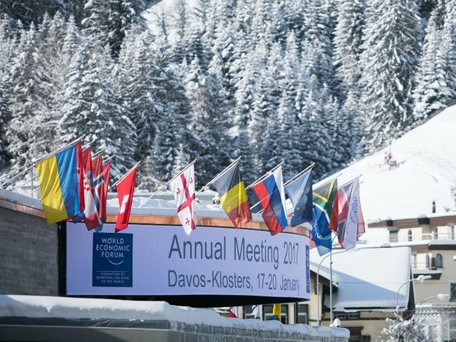 Davos, communications and an unruly world: lessons for PR people featured image