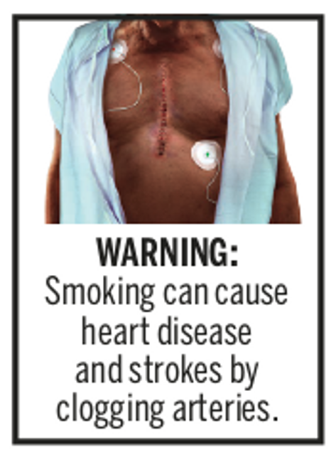 FDA Requires New Health Warnings for Cigarette Advertising and Packaging featured image