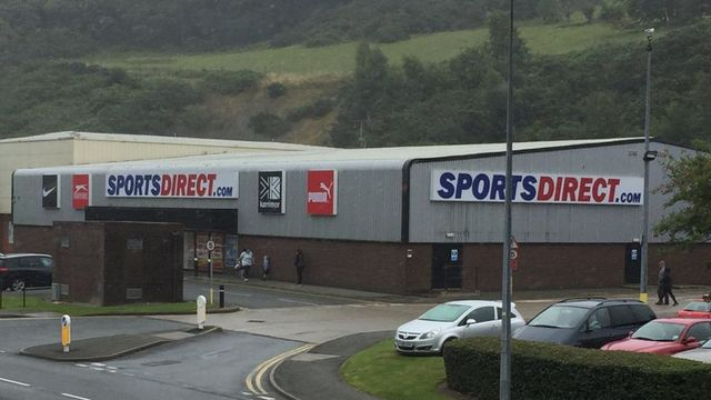 Sports Direct 'English-only' rule probed featured image