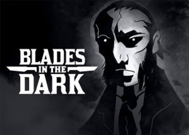 Blades in the Dark rpg featured image
