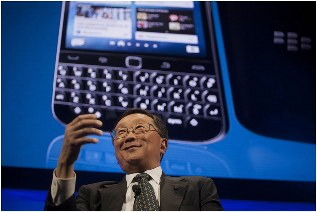 Old blackberries came to the rescue after sony's systems were hacked featured image