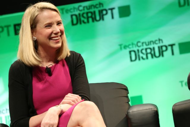 Marissa Mayer is pregnant and somehow I know about it. featured image