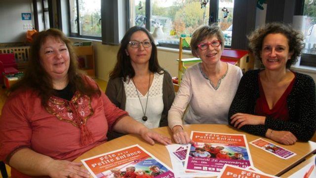 Eu : le collectif réunissant la ludothèque, les assistantes maternelles et les multi-accueils propos featured image