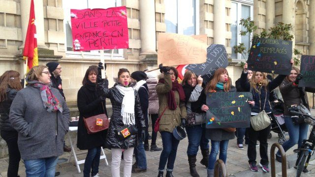 Reims : inquiétude dans les deux crèches publiques de la ville featured image
