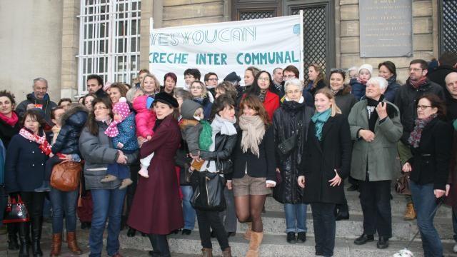 Crèche de Bayeux. Les parents mobilisés pour la sauver featured image