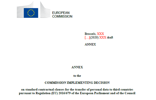They're here! European Commission publishes updated model clauses featured image