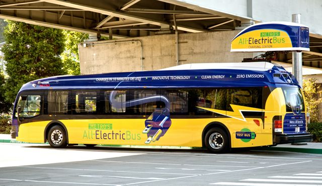 Electric bus patents released to public featured image