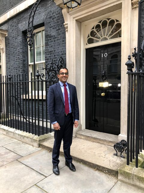 Our day in Downing Street discussing Brexit featured image