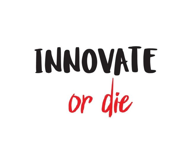 Innovation 💡 – The Key to Survival featured image