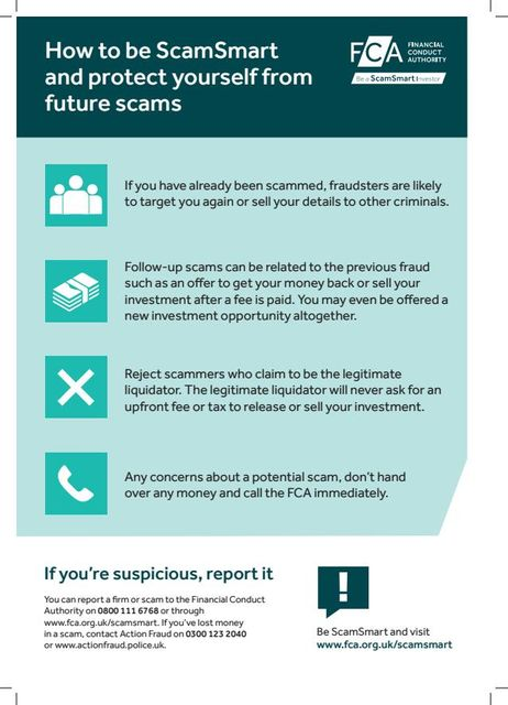 Put the phone down/close the laptop or shut the door to 'recovery room' fraudsters featured image