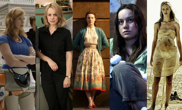 How many of this years Oscar nominated films pass the Bechdel test? featured image