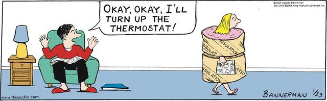 Thermal comfort or 'Why do we always argue about the temperature in the office'. featured image