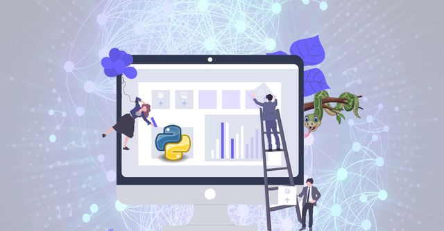 Why is Python a Top Choice for the data analytics? featured image