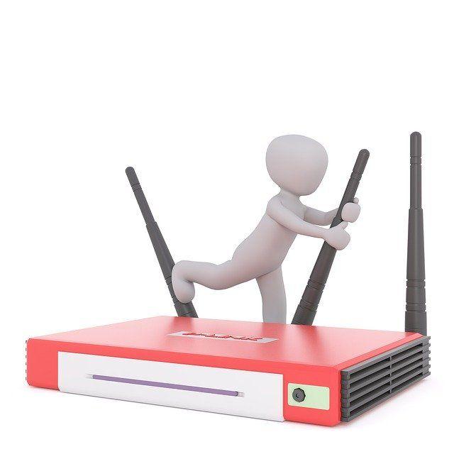 Sicherheitslücke Internet-Router featured image