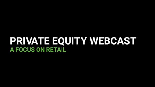 PE WEBCAST: What's in store for private equity firms in the retail sector? featured image