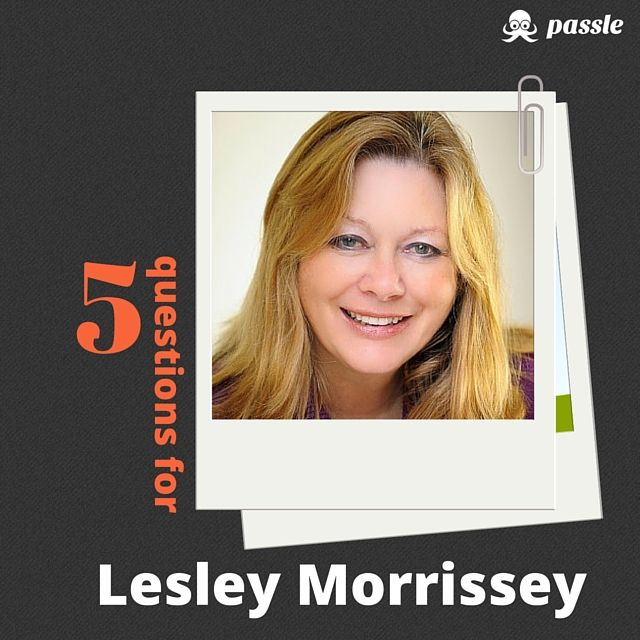 'The secret is to have a plan': 5 questions for Lesley Morrissey featured image