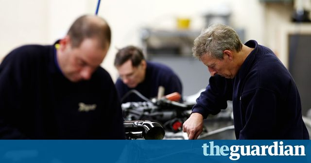 Slowdown in UK manufacturing featured image