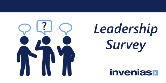 Invenias Leadership Survey featured image