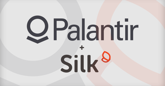 Palantir acquires data visualization startup Silk featured image
