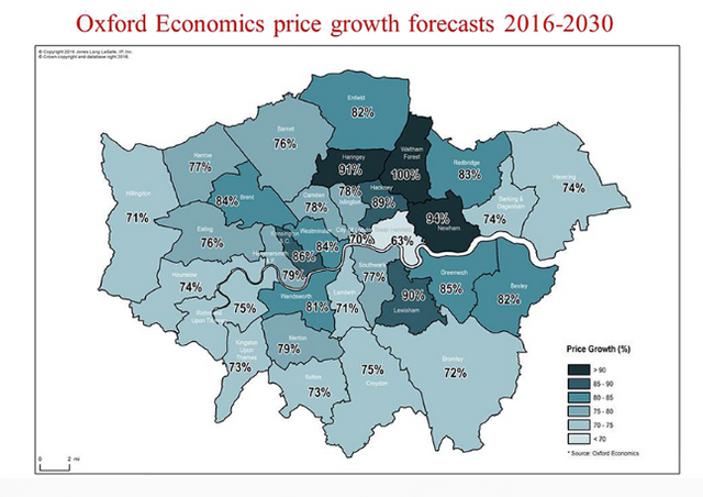 London's property prices set to double by 2030: JLL featured image