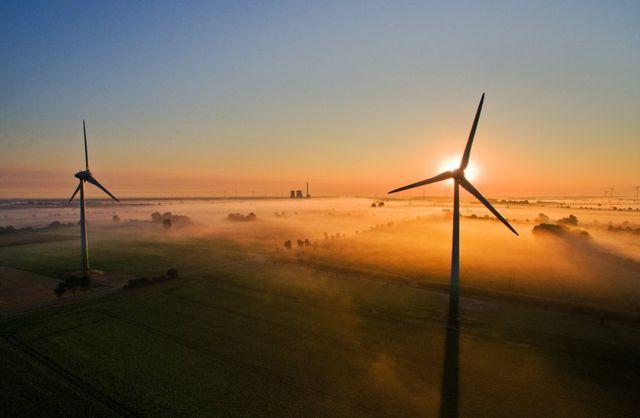 Historische Verschiebungen im deutschen Strommix: Windenergie belegt 2. Platz featured image