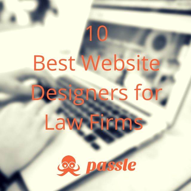 10 of the best website designers for law firms (UK) featured image