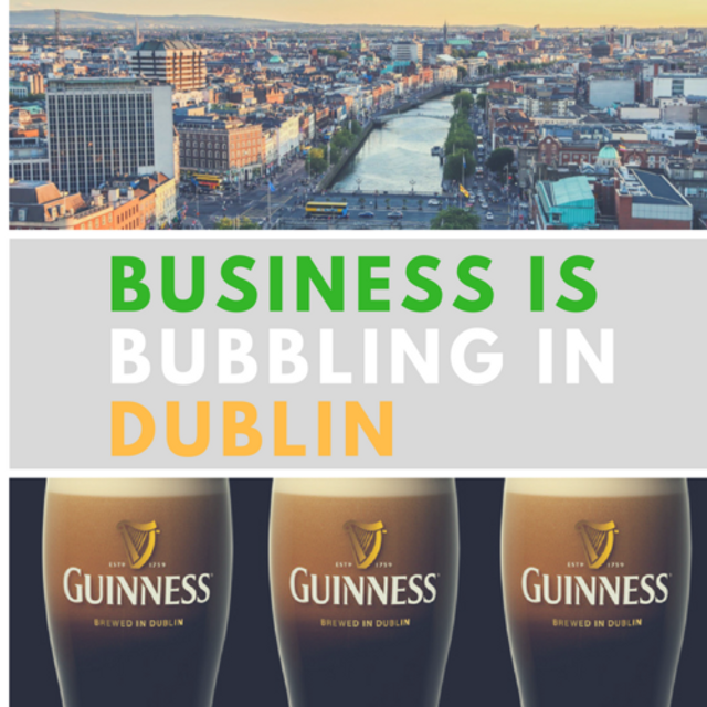 Business is Bubbling In Dublin featured image