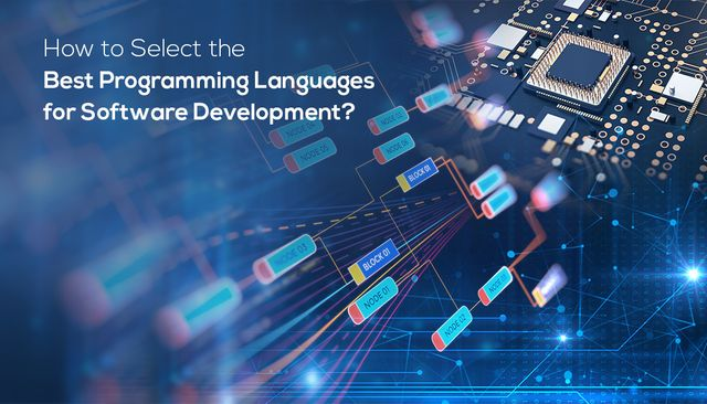 How to select the best Programming Languages for Software Development? featured image