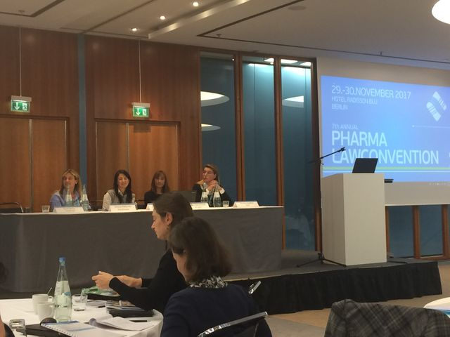 Ask a GDPR expert at Pharma Lawconvention, Berlin. featured image
