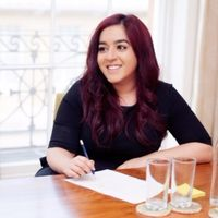 Aleesha Amjad, Trainee Solicitor, Hedges Law