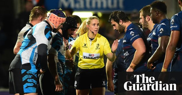Who said Rugby was a man's game? World Rugby Referee of the Year disagrees featured image