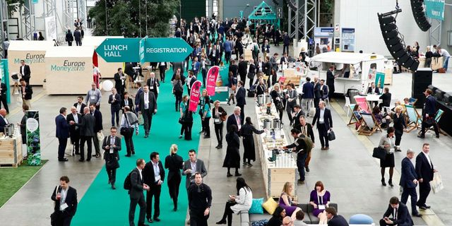 3,000 bankers, techies, and investors held a summit in Europe this week — Money2020 Copenhagen featured image